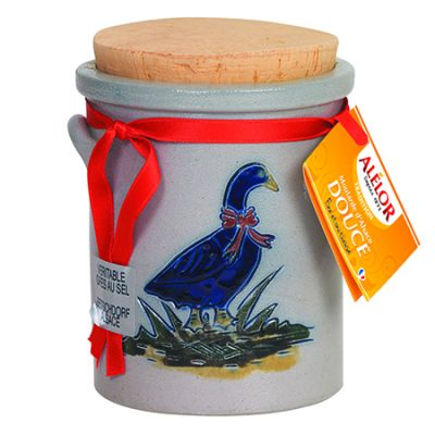 Moutarde douce d'Alsace pot grès 230g