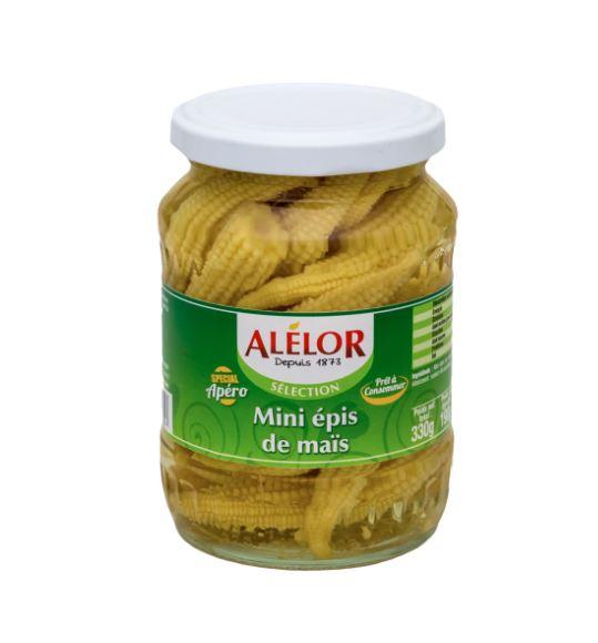 Mini epis de ma s alelor - Cuisiner des epis de mais ...