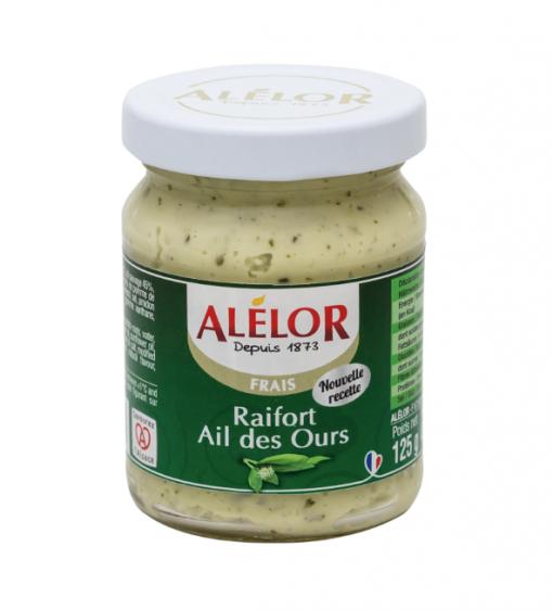 Raifort d'Alsace râpé ail des Ours