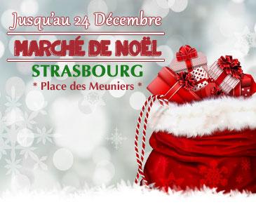 Retrouvez Alélor au Marché de Noël de Strasbourg