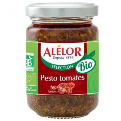 Pesto rouges aux Tomates séchées Bio