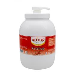 Ketchup poussoir spécial événements
