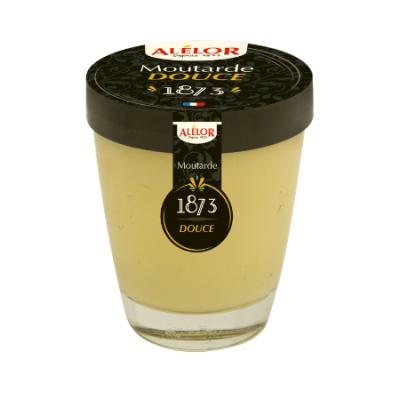 Moutarde douce Verre à boire 1873