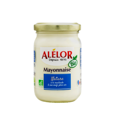 Mayonnaise Nature Bio