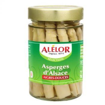 Asperges aigres-douces d'Alsace 28,8cl