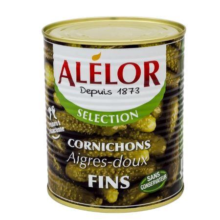 Cornichons aigres-doux Boîte 4-4