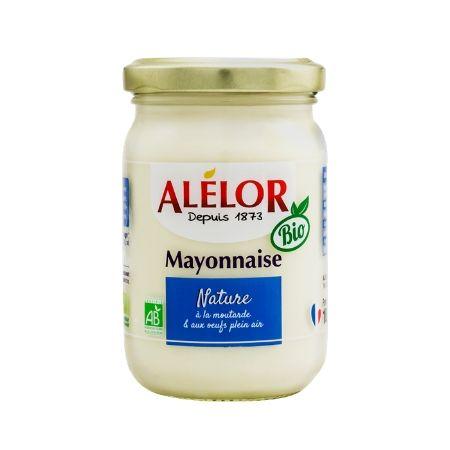Mayonnaise Nature Bio 200g - face