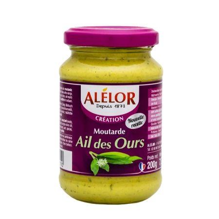 Moutarde à l'Ail des Ours 200g