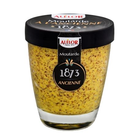 Moutarde à l'Ancienne Collector 1873 260g