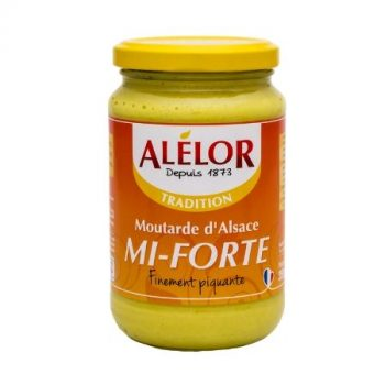 Moutarde Mi-Forte 350g