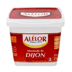 Moutarde de Dijon Seau 1,1Kg