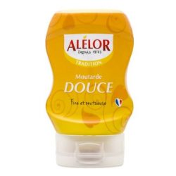 Moutarde douce Squeezy 285g