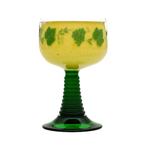 Moutarde douce au Riesling verre à vin 130g