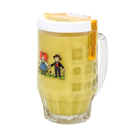 Moutarde douce d'Alsace Chope Hansi 280g