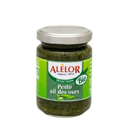Pesto à l'Ail des Ours Bio 120g