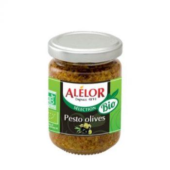 Pesto aux Olives Bio 120g