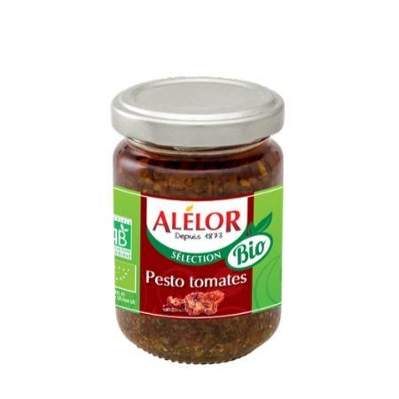 Pesto aux Tomates Bio 120g