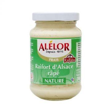 Raifort d'Alsace râpé nature 200