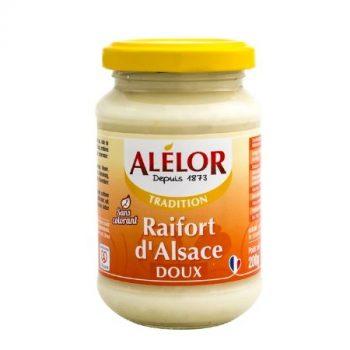 Raifort doux d'Alsace 200g