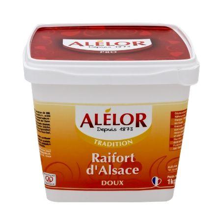 Raifort doux d'Alsace Seau 1Kg